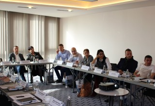 Picture of the First National Meeting with representatives of the best EDEN destinations in Bulgaria