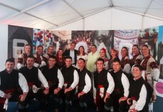 """Министър Николина Ангелкова даде старт на туристическия панаир """"България – традиции и култура"""" в Париж."""