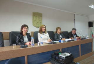 first of the scheduled meetings for the readiness of our winter resorts, which was held in Samokov