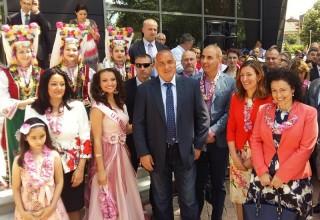Minister Angelkova took part in the Rose Festival in Kazanlak