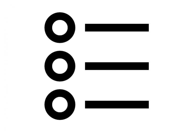 икона списък